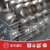 De Montage die van de Pijp van het roestvrij staal T-stuk verminderen