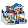 Villa Maison de poupée en bois miniature Kids DIY Toy