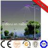 l'indicatore luminoso di via solare eccellente 3D 30W-210W di 6m 8m 12m personalizza l'iso dell'en di RoHS BS del Ce il HDG 1461