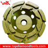 Double Turbo Row Grinding Wheels