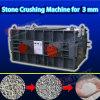 Frantoio per pietre per la macchina d'estrazione con il doppio frantoio del rullo per la sabbia Macking