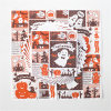 Serviette en papier jetable pour Hallowmas Party