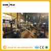 #000 staalwol die Machine maken
