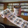 印刷されたトイレットペーパーは卸し売り製造者を設計する