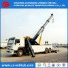 De op zwaar werk berekende Rotator die van de Vrachtwagen 30ton van het Slepen Vrachtwagen Wrecker voor Verkoop slepen