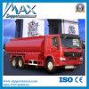 Tamanho pequeno dos caminhões dos depósitos de gasolina do caminhão de petroleiro do óleo de Sinotruk HOWO 6X4