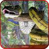 Animatronic Schlange-Zoo-Tier-Baumuster