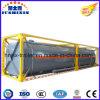 판매를 위한 20FT 40FT 대량 시멘트 또는 가루 또는 석탄 또는 Coom 또는 광재 또는 석탄 재 탱크 콘테이너