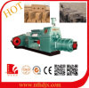 Automatique de brique en argile de dépression de l'argile (machine à fabriquer des briques de l'extrudeuse JKR35/35-15)