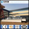 Construcción de metal prefabricadas de techo plano
