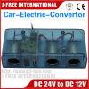 Convertisseur Electrique Electrique DC 24V DC12V Intelligent de haute efficacité avec certification Ce et RoHS