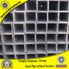 12*12-600*600mm schwarzes Quadrat-Stahlrohr