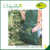 Onlylife Eco-Friendly Kangaroo Pocket Hand Free Garden Apron Bolsa de jardim
