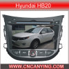 GPS를 가진 Hyundai Hb20, Bluetooth를 위한 특별한 Car DVD Player. (CY-7320)