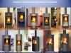 Camino/stufe d'acciaio/Feuerstelle di Woodburning