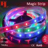 48 LED WS2811 / Usc1903 / TM1803 IC LED tira de la magia de la carrera de caballos