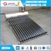Riscaldatore di acqua solare pieno pressurizzato dell'acciaio inossidabile