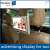 Vídeo sexy quente por atacado plástica da tevê China do anúncio de tela lisa do frame do diodo emissor de luz Digital da polegada TFT do Flintstone 7