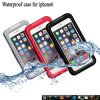 100% Waterproof reale Caso per il iPhone 6 6s 4.7inch