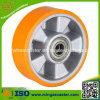 Polyuréthane Mold sur Aluminium Core Wheel pour Industrial Castors
