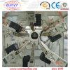 PET Gas-Wasser-Rohr-Strangpresßling-Produktionszweig DES HDPE-pp. mit großer Geschwindigkeit 20-110mm