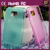 TPU Transparent Pudding Smart Mobile Cell Phone Caso para Samsung