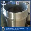 Btc verlegt Johnson-Typen Rohr des Bildschirm-/Wasser-Quellfilter