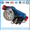 基本的な水道メーター表、前払いされた情報処理機能をもったタイプ