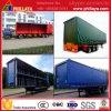 측벽 강철/반 커튼 선택적인 트럭 상자 트레일러