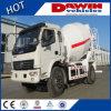 Dongfeng 4X2 4m3 6m3 Cement Truck Mixer con Cummins Engine