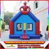 Gorila inflable del castillo del tema de la araña del precio de fábrica con alta calidad
