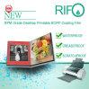Бумага PP Desktop принтера Rpm-110 Printable синтетическая с MSDS
