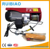 Guincho elétrica 110V Mini-grua Monocarril Manual