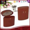 Heißer verkaufender handgemachter Form-Leder-Geschenk-Kasten (5142)