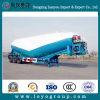 De China 3 de los árboles 45m3 del cemento del tanque acoplado a granel semi