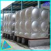 Réservoir de stockage sectionnel de l'eau de panneau d'argent de prix bas et d'acier inoxydable de soudure
