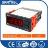 Regulador de temperatura programable con el indicador digital