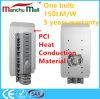 lampione esterno materiale della PANNOCCHIA LED di conduzione di calore del PCI 180W