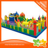 Castillo animoso de los mini de Equipmemnt juegos de interior inflables del parque de atracciones para los niños
