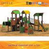 PE de matériel de cour de jeu et glissière extérieurs (PE-22403)