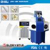 Glorystar especializou a máquina de soldadura do laser para materiais da jóia
