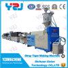 Máquina plástica del estirador de solo tornillo del reciclaje inútil de Yzj para la fabricación de la venda de la correa de los PP