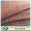 Tela para la capa del invierno, tela de lana de las lanas del cordero del tweed
