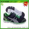 Commerce de gros Enfants sport chaussures running avec crochet et boucle