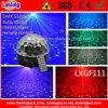 Luz del disco de la bola cristalina del LED RGB