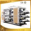 PE/PP/Paper/Non gesponnene flexographische Maschine des Drucken-6-Color (NuoXin)