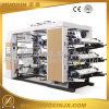 печатная машина 6-Color сплетенная PE/PP/Paper/Non Flexographic (NuoXin)