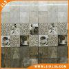 Azulejo de cerámica oscuro de la pared del mosaico del material de construcción del precio bajo