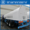 半液化天然ガスLPG Lco2の輸送のトレーラーのタンカー