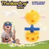 Brinquedo plástico da instrução com o certificado do CE para miúdos
